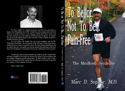 cover...TO BE OR NOT TO BE... PAIN-FREE: THE MINDBODY SYNDROME